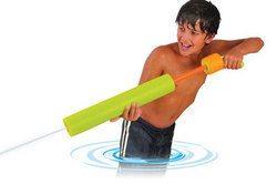 Original vs Evolution water shooter toys